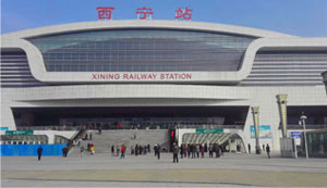 丰绘 西宁车站公共广播及背景音乐音视频系统集成解决方案