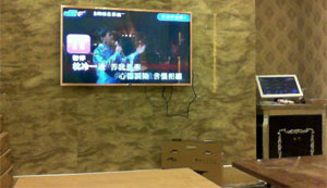 丰绘 KTV扩声音视频系统集成解决方案(20平方米以下)