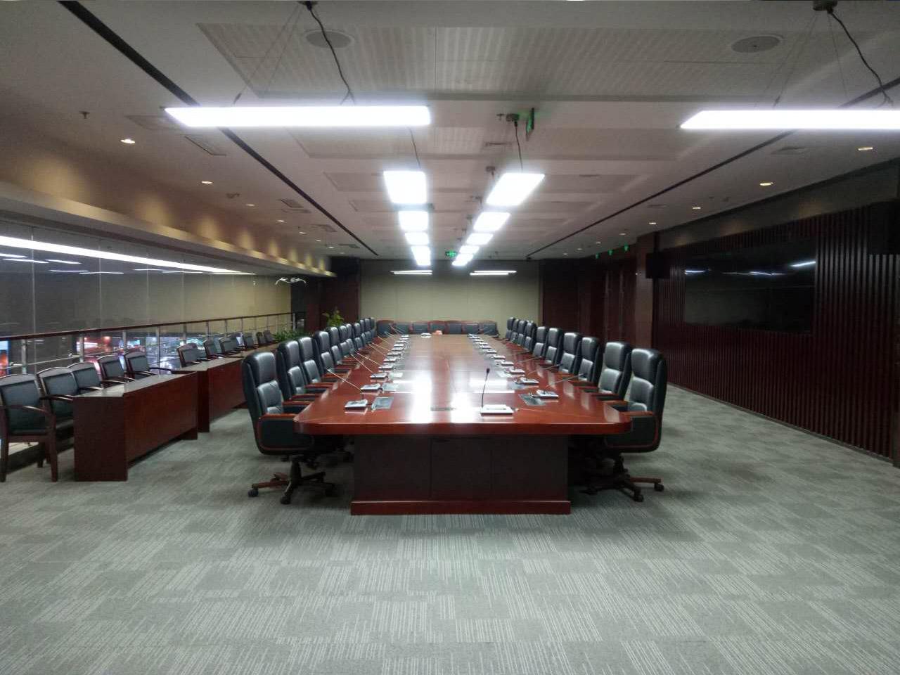 丰绘 南京市交管局会议室扩声音视频系统集成解决方案(400平方米)