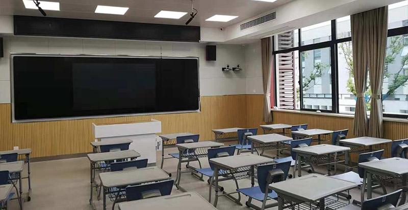 南京市溧水区状元坊小学二楼小间录播教室解决方案