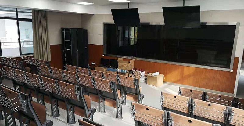 南京市溧水区状元坊小学综合楼二层录播教室1解决方案