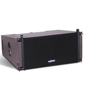 LAV36(2x10英寸三分频线阵音箱系统)